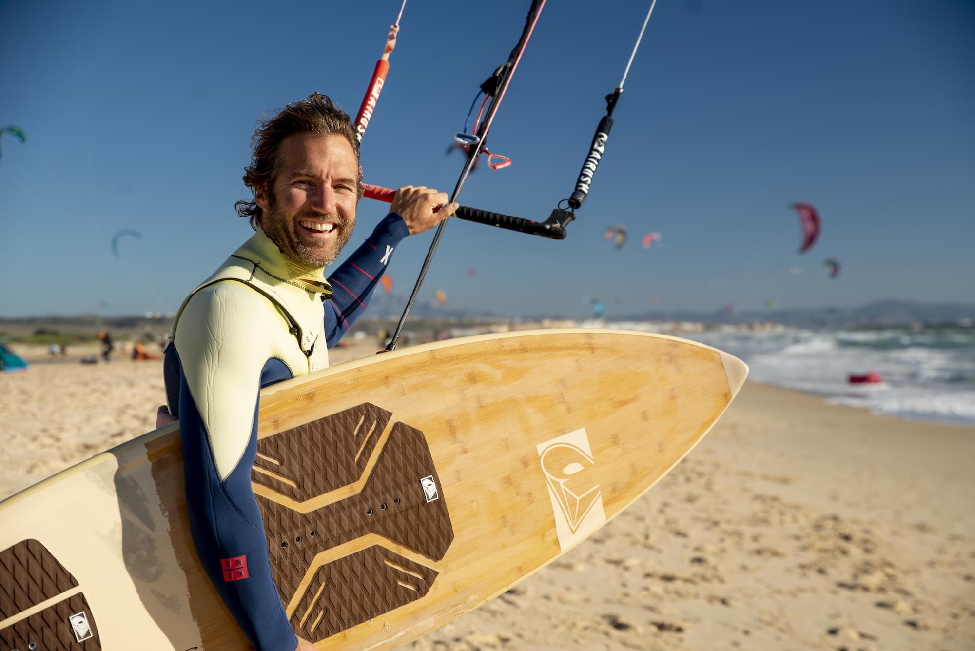 Kitesurfing Coach & Owner
